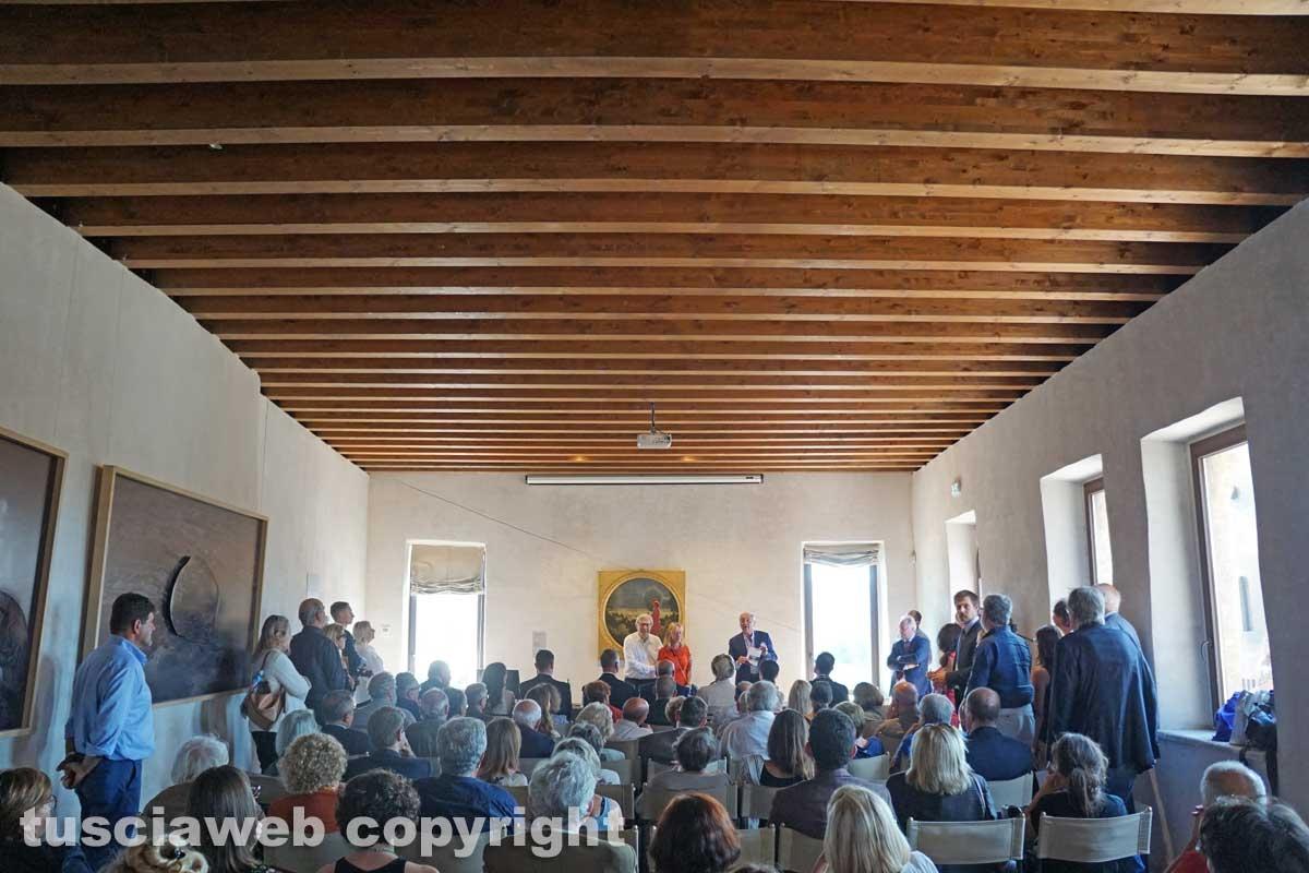 L'inaugurazione di Palazzo Doebbing