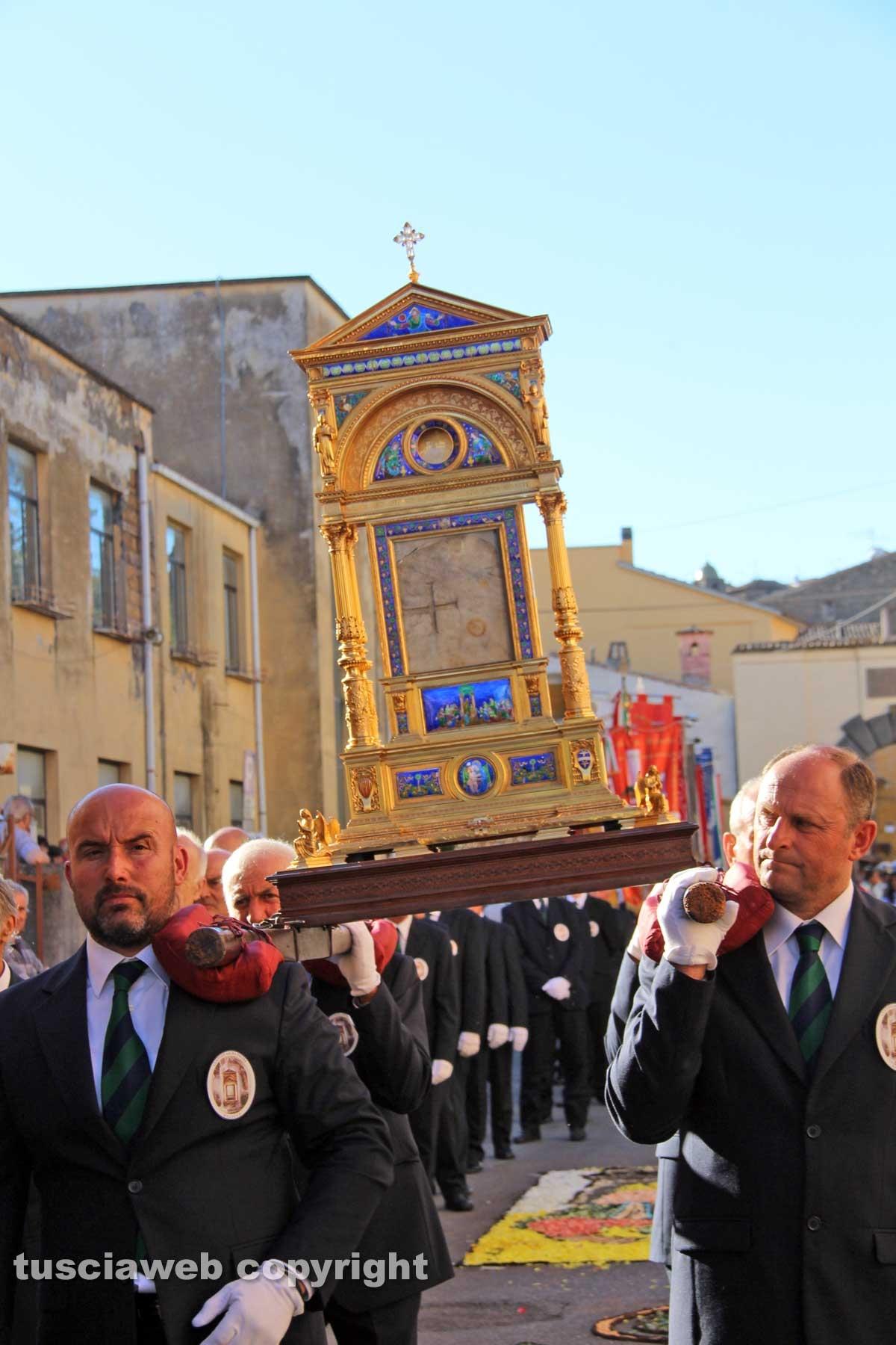 L'infiorata del Corpus Domini a Bolsena