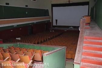 Il sopralluogo al Teatro Genio