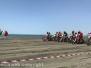 Motocross sulla spiaggia di Tarquinia