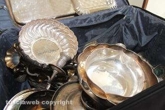 Operazione Silver and gold - Parte dei reperti recuperati