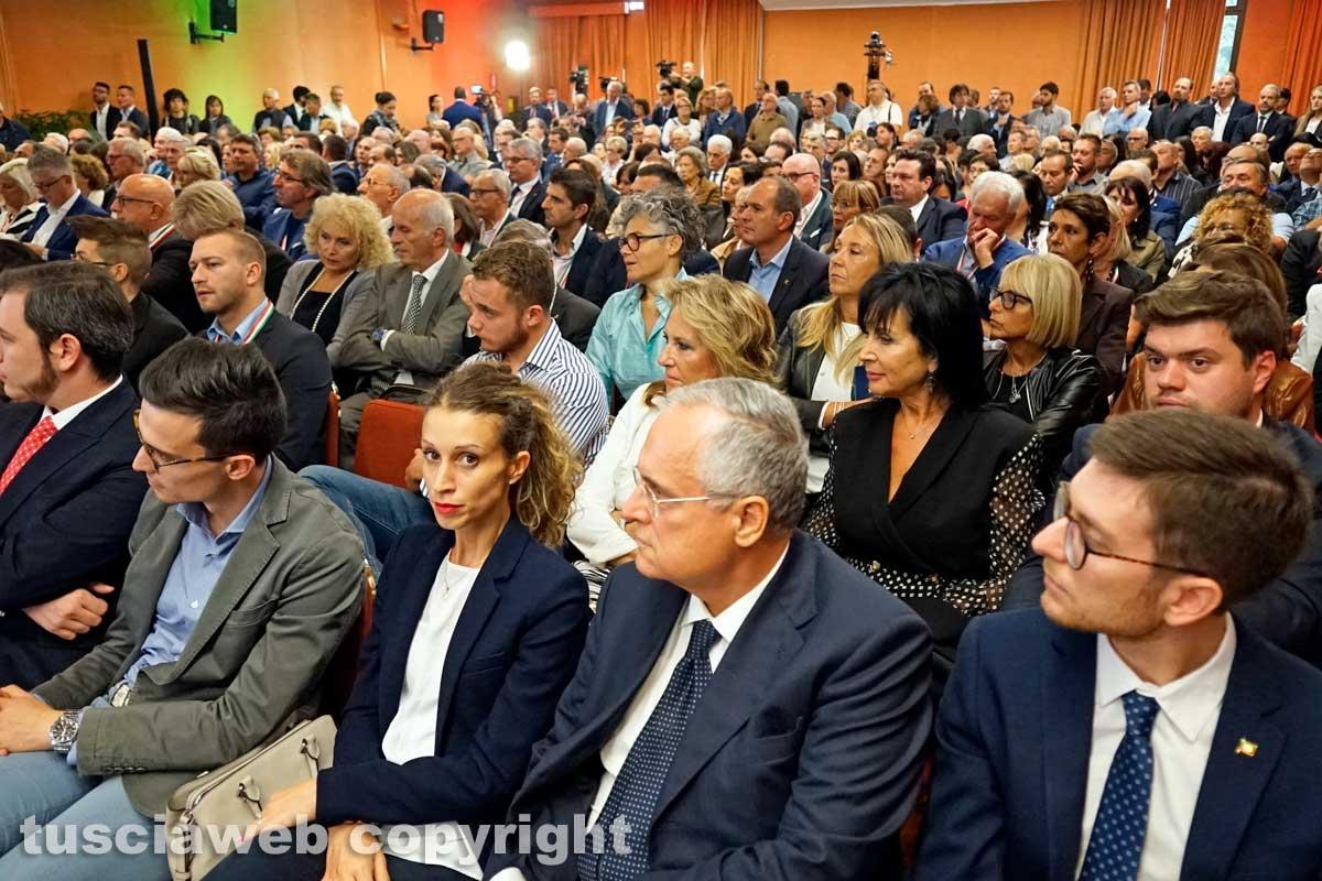 L'ultimo giorno della convention di Forza Italia