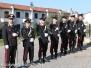 L'ultimo saluto al brigadiere Massimo Franceschini
