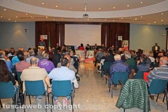 Manuela Benedetti lancia la sfida a Egidi
