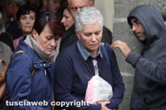 Marta - I funerali di Tiziano Strada