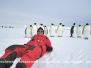 Massimo Dipaola in Antartide