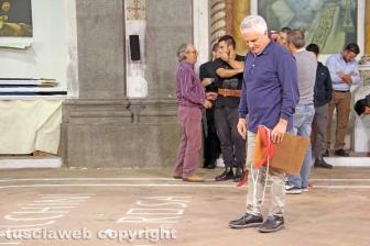 Massimo Mecarini conduttore per un giorno