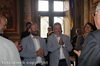 Viterbo - Primo matrimonio gay