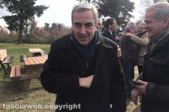 Maurizio Gasparri a Tuscania