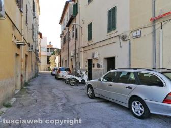 Terracina - Via Fontana Vecchia