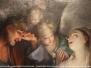 Mostre, taglio del nastro con Vittorio Sgarbi