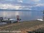 Muore folgorato al lago di Bolsena