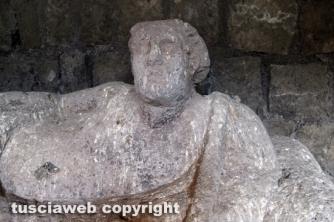 Museo civico - Gli etruschi vilipesi e smerdati