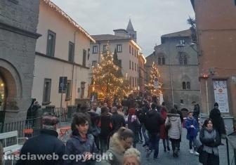 Natale al Caffeina Christmas village