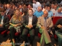 Nicola Zingaretti alla Festa dell'unità democratica