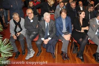 Nicola Zingaretti all'Hotel Salus Terme
