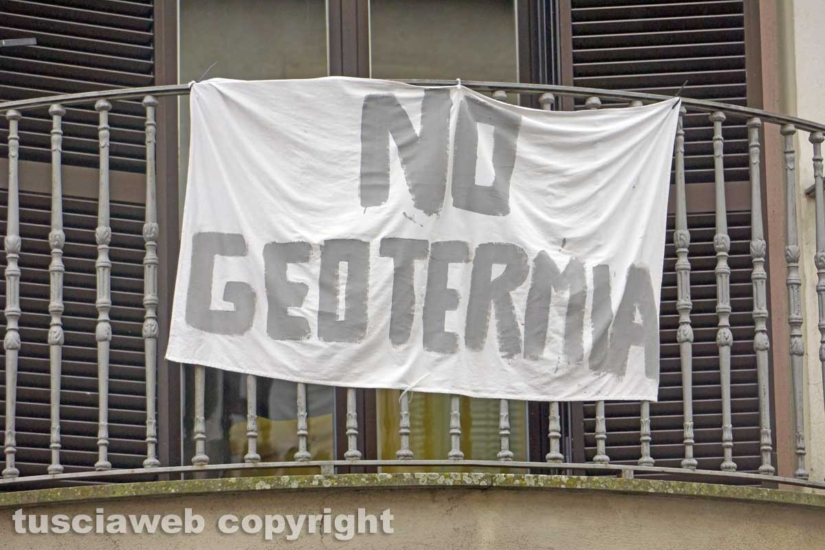 """""""No alla geotermia"""""""