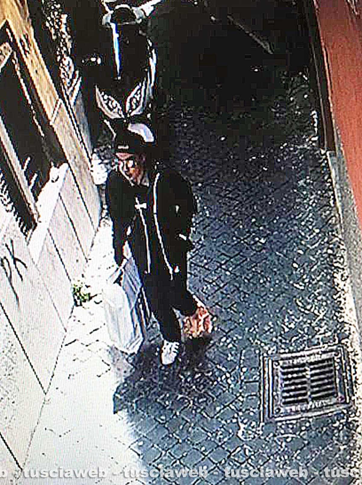 Omicidio Fedeli - Il presunto killer dopo il delitto