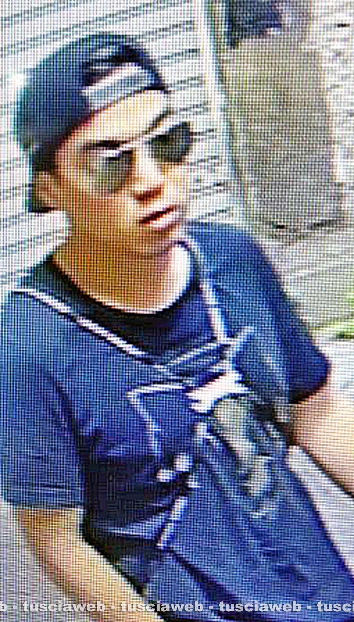 Omicidio Fedeli - Il presunto killer prima del delitto