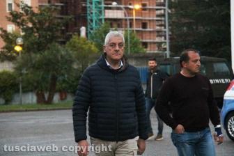 Viterbo - Omicidio in via San Luca - Maurizio Iannaccone