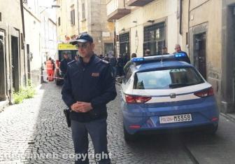 Viterbo - Omicidio in via San Luca