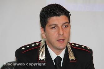 Operazione Fai da te - Il capitano del nucleo investigativo Giovanni Martufi