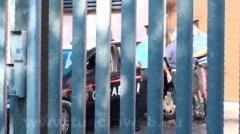 Uno degli arrestati