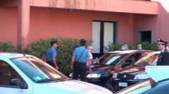 La donna arrestata