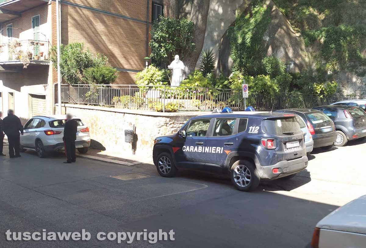 Orte - Emergenza Coronavirus - I controlli dei carabinieri