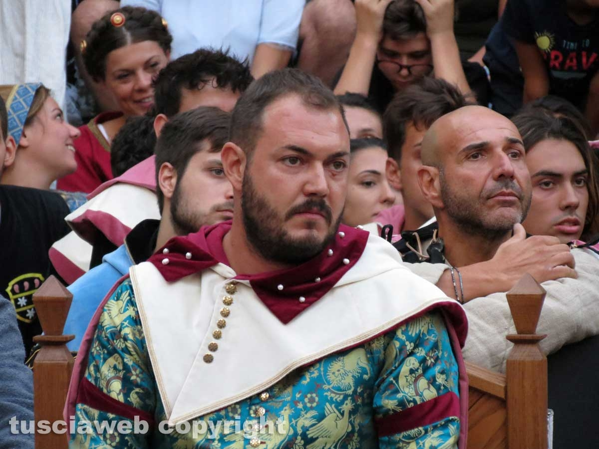 Orte - Ottava di sant'Egidio - Il palio degli Arcieri