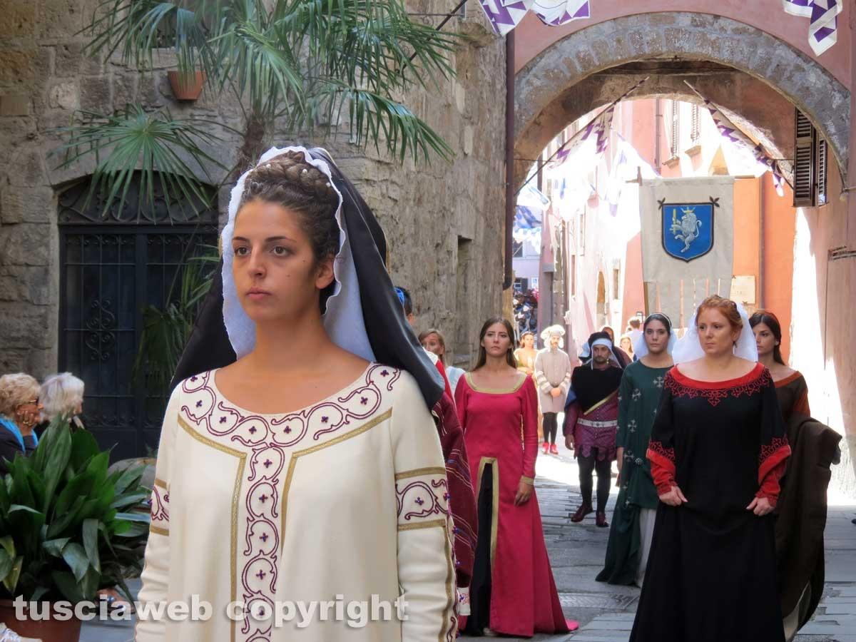 Orte - Ottava di sant'Egidio - Corteo storico