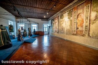 Gradoli - Museo del costume farnesiano a palazzo Farnese