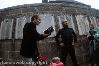 Antonello Ricci e Pietro Bendetti