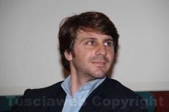 Il consigliere regionale Carlo De Romanis