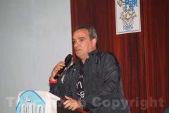 Il consigliere comunale Ottavio Raggi