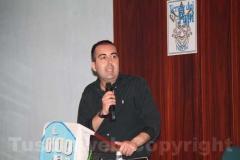Cristiano Minniti, consigliere comunale a Tarquinia