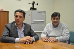 Giulio Marini e Paolo Muroni