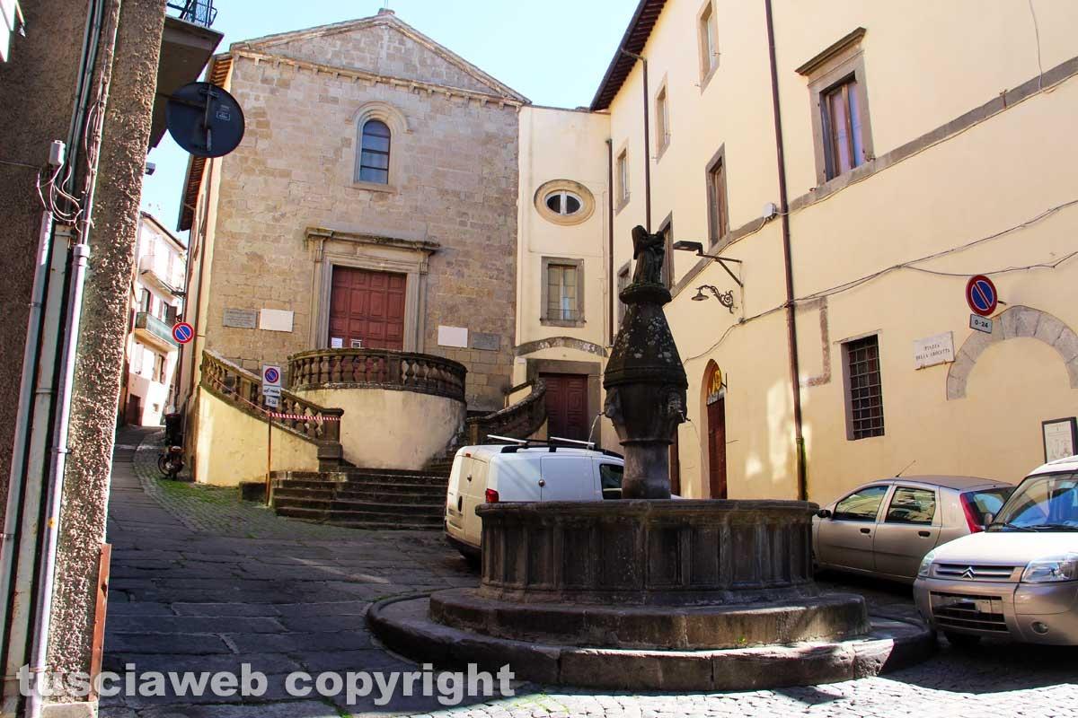 Piazza della Crocetta