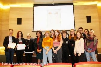 """Premiazione dei partecipanti al concorso """"A Silvia"""""""