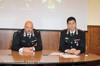 Operazione Libertà - La conferenza stampa