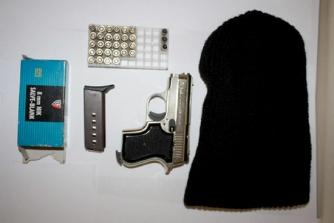 Operazione Libertà - Le armi sequestrate dai carabinieri