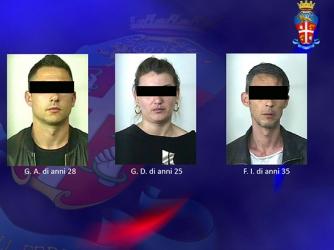 Operazione Libertà - Gli arrestati