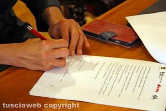 Protocollo comune-sindacati