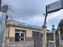 Rapina in banca a Villanova