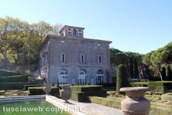 Raul Bova top secret a Villa Lante
