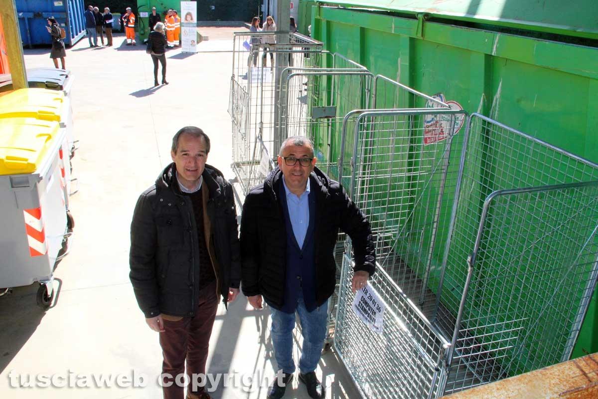 Elpidio Micci ed Enrico Maria Contardo