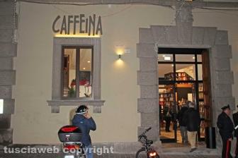 Riapre il teatro Caffeina