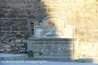 Ricostruito il portale cinquecentesco