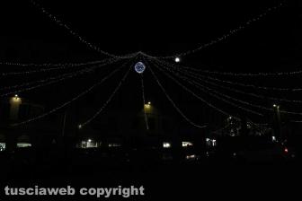 S'accende il Natale nel centro storico