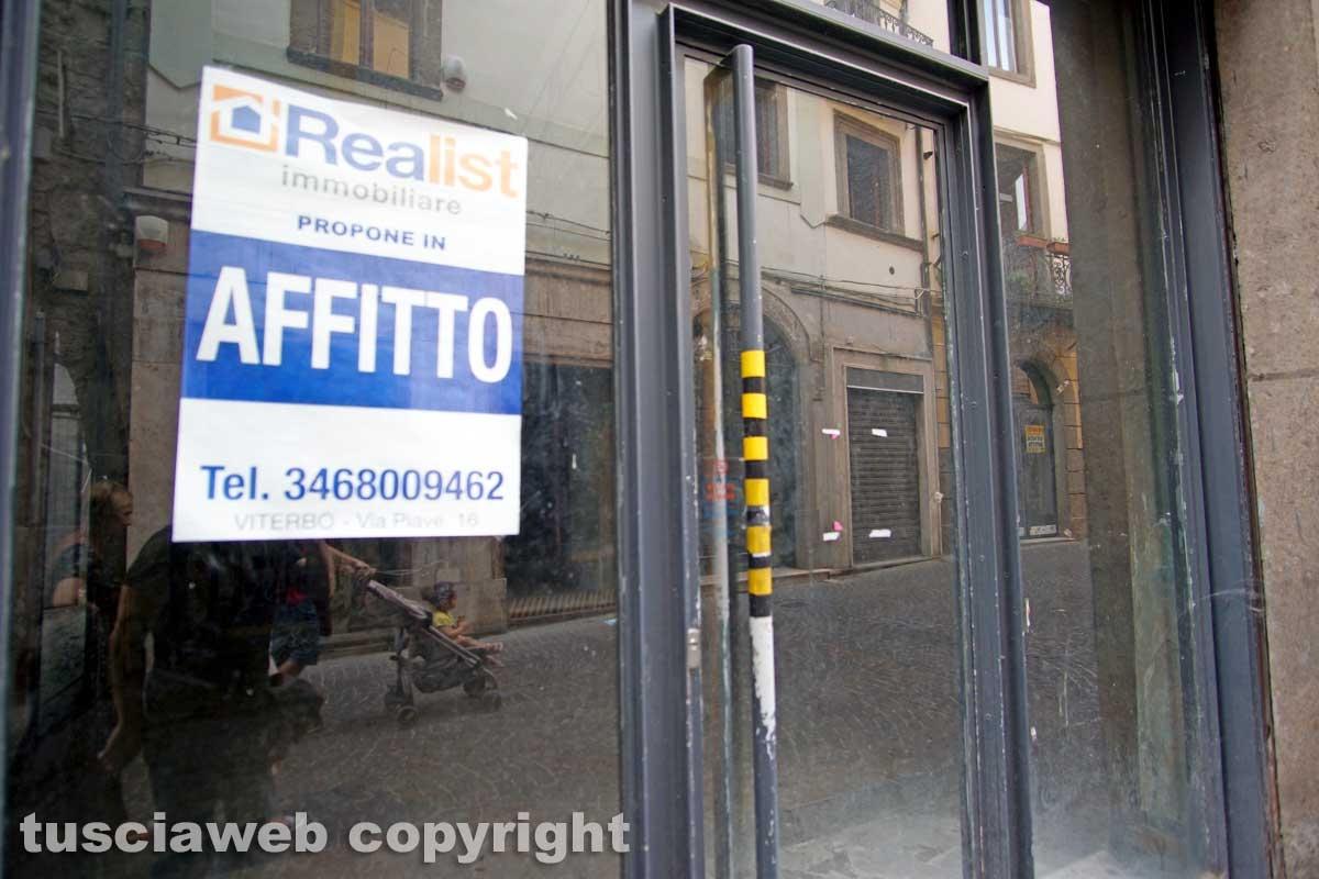 Viterbo - Via Saffi